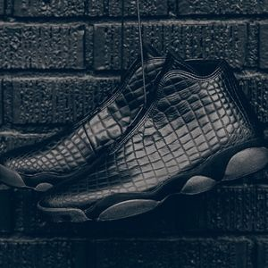"🔥Mens Jordan Horizon Prm ""Black Croc"" (Size 11)🆕"